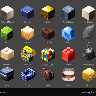 Ashley fortin cubeposter