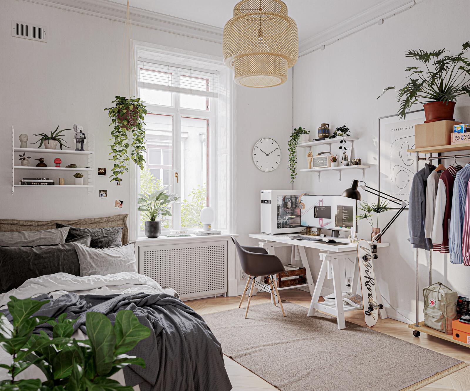 Work From Home - Copenhagen