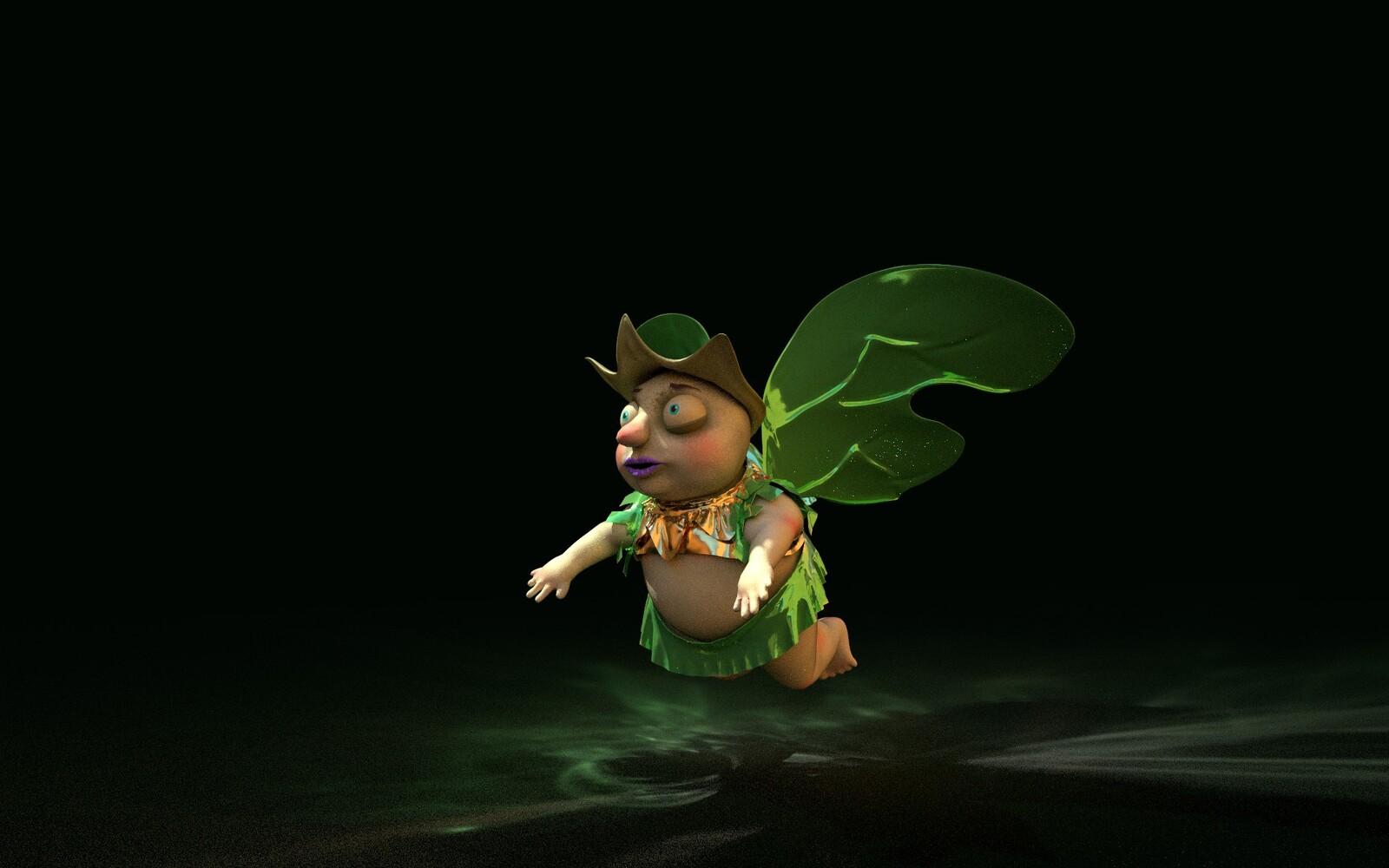 Fatty Fairy