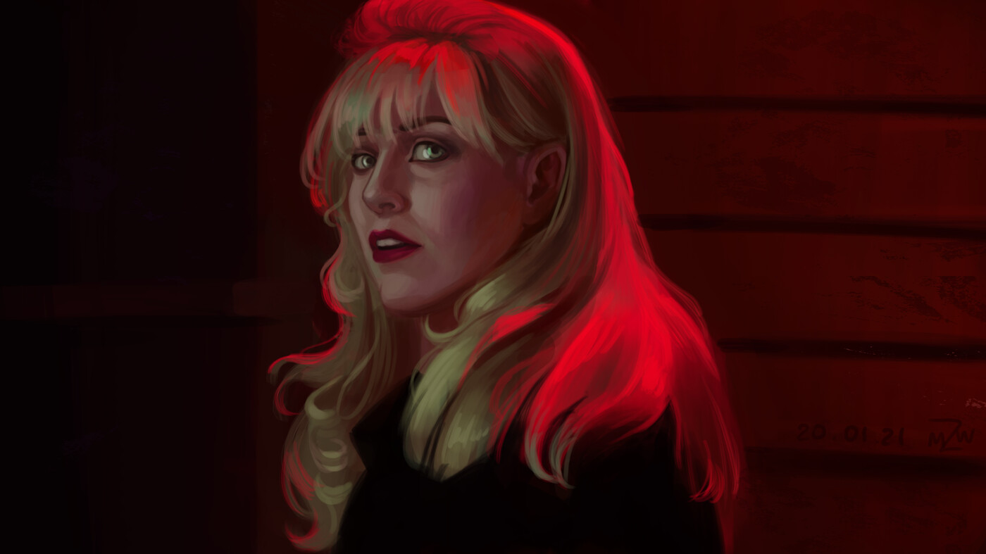 Sheryl Lee from Twin Peaks: Fire Walk with Me