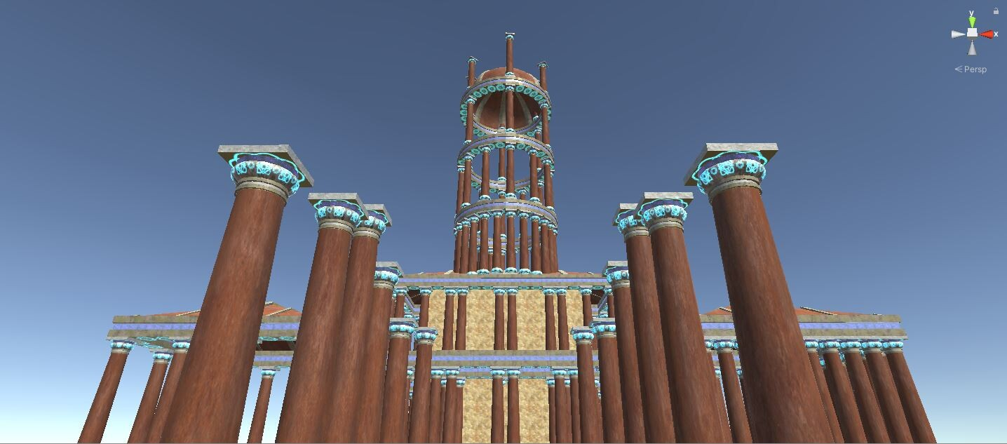 Building: Grand hall