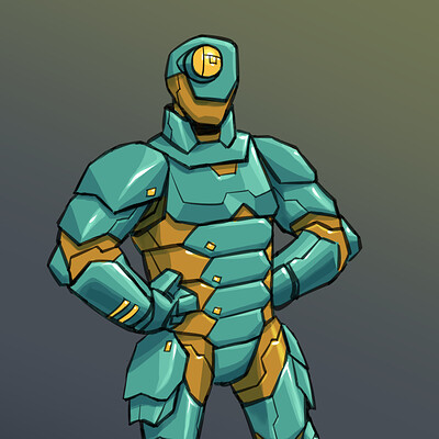 Rick schmitz rick schmitz armor suit