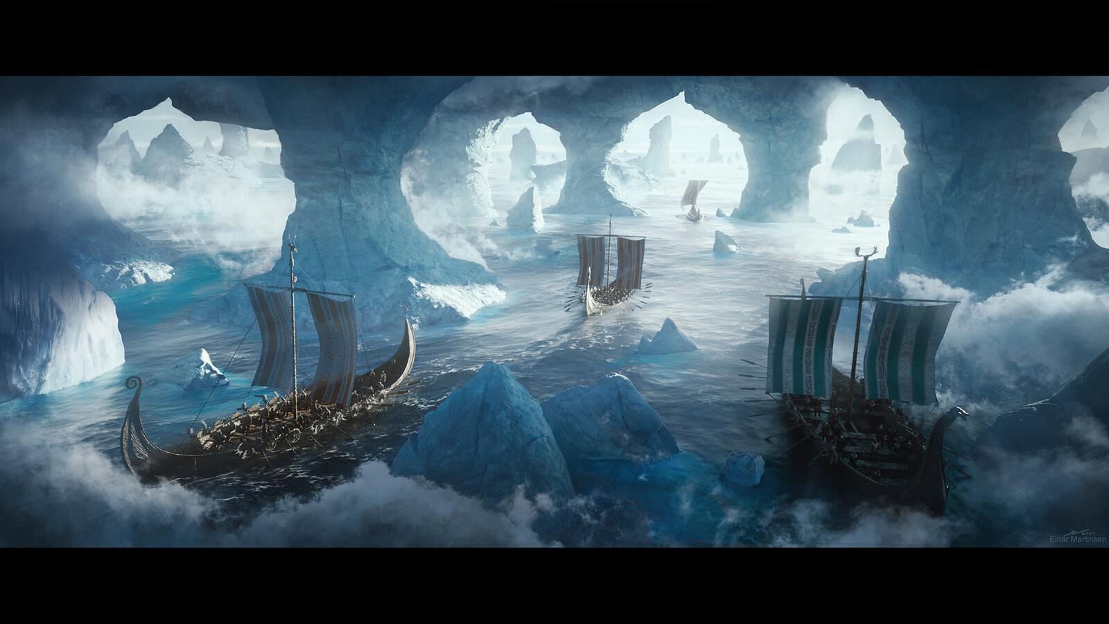 Frozen voyage