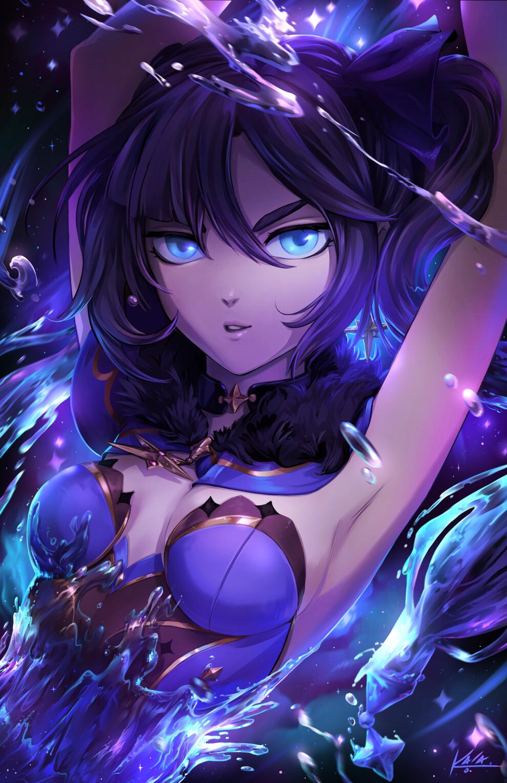 Mona - Genshin Impact