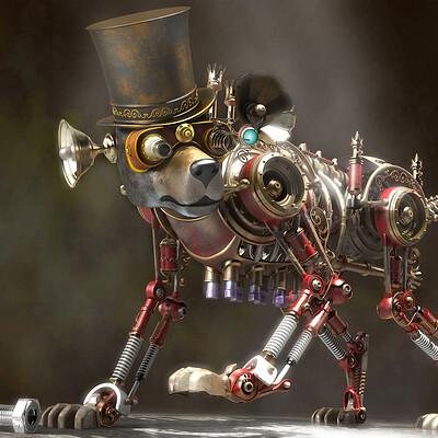 Sergey varejnikov steampunkdog