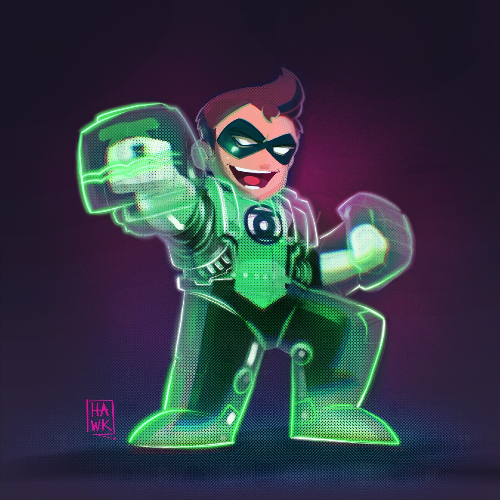 Concept: Green Lantern