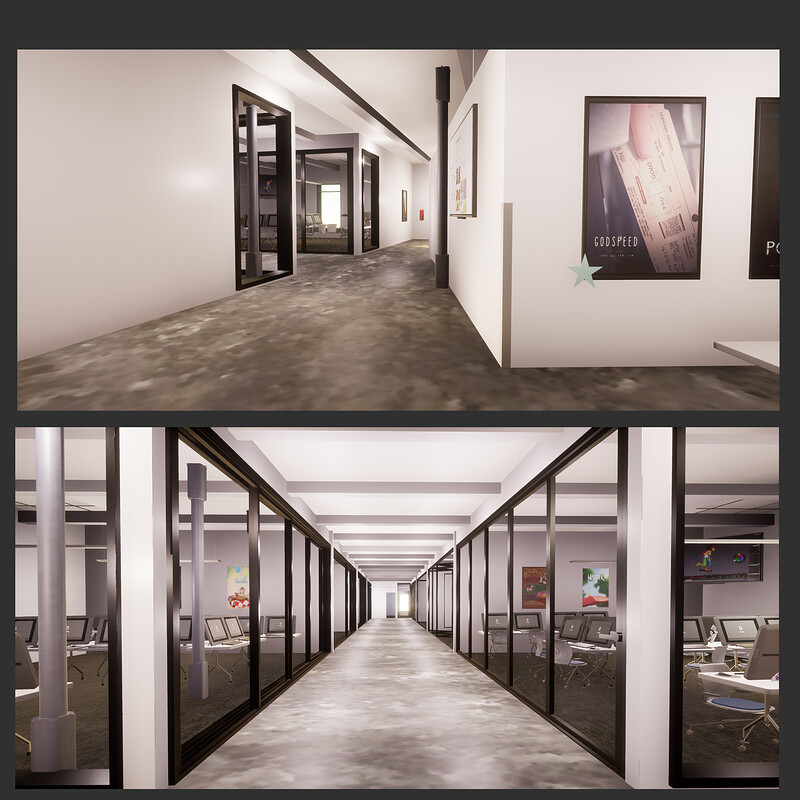 Reimagined Montgomery Hall
