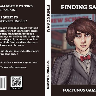 Fortunus games finding sam cover