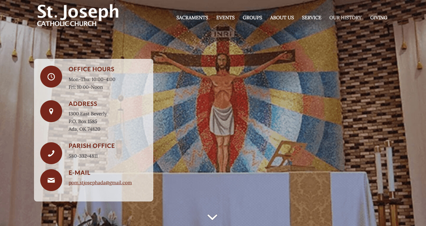 Catholic Website