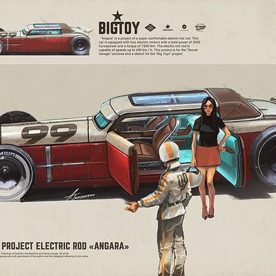 Andrey tkachenko angara electric rod small