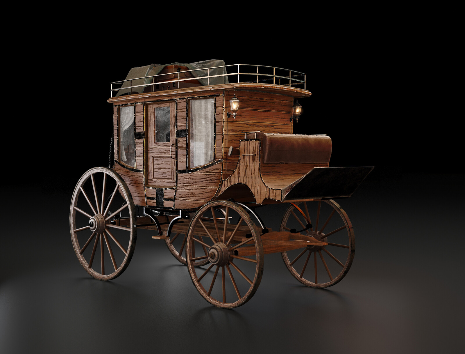 Bloodborne Stagecoach