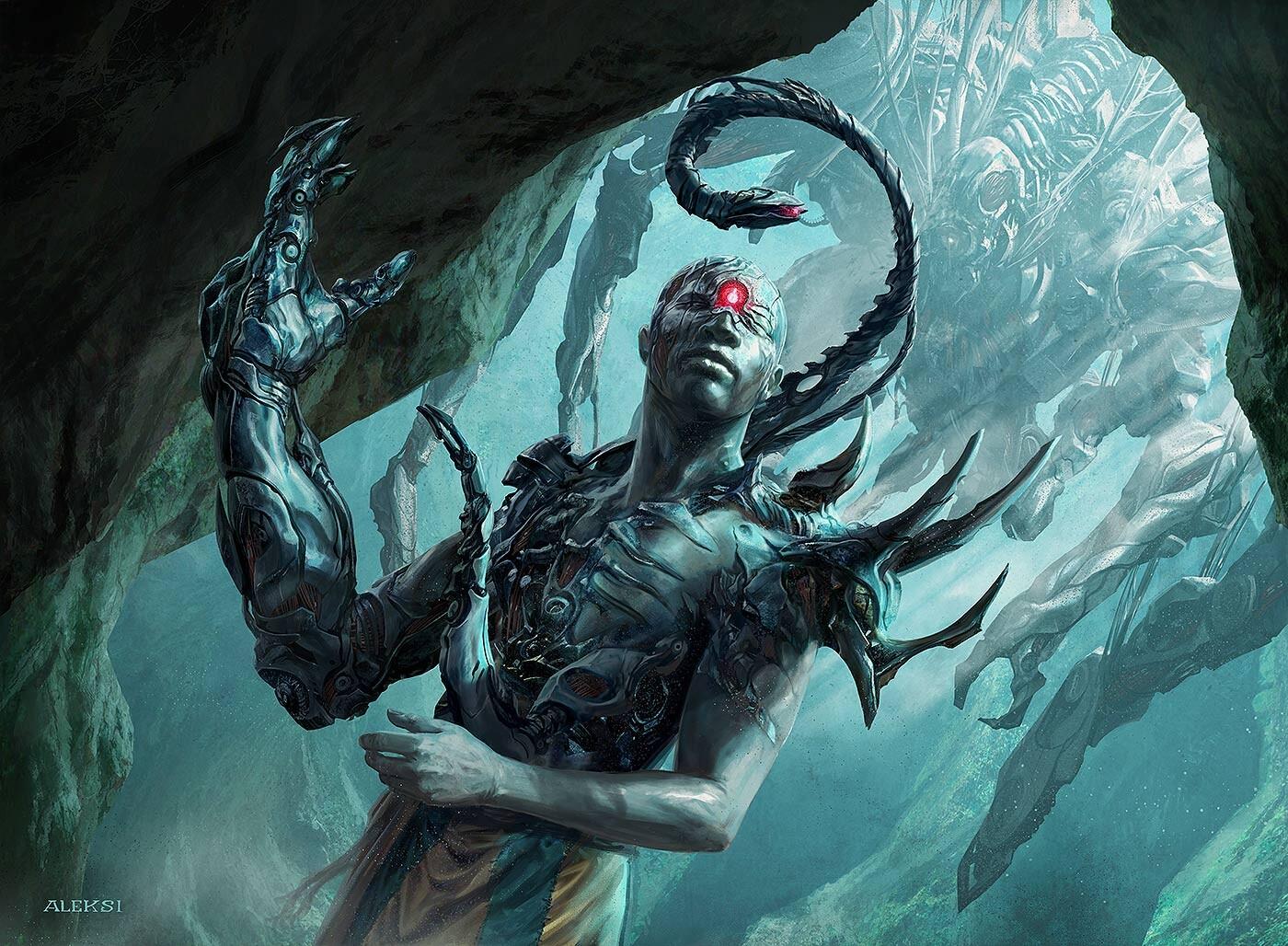 Ilustration for Magic : The Gathering / Commander Legends 2021