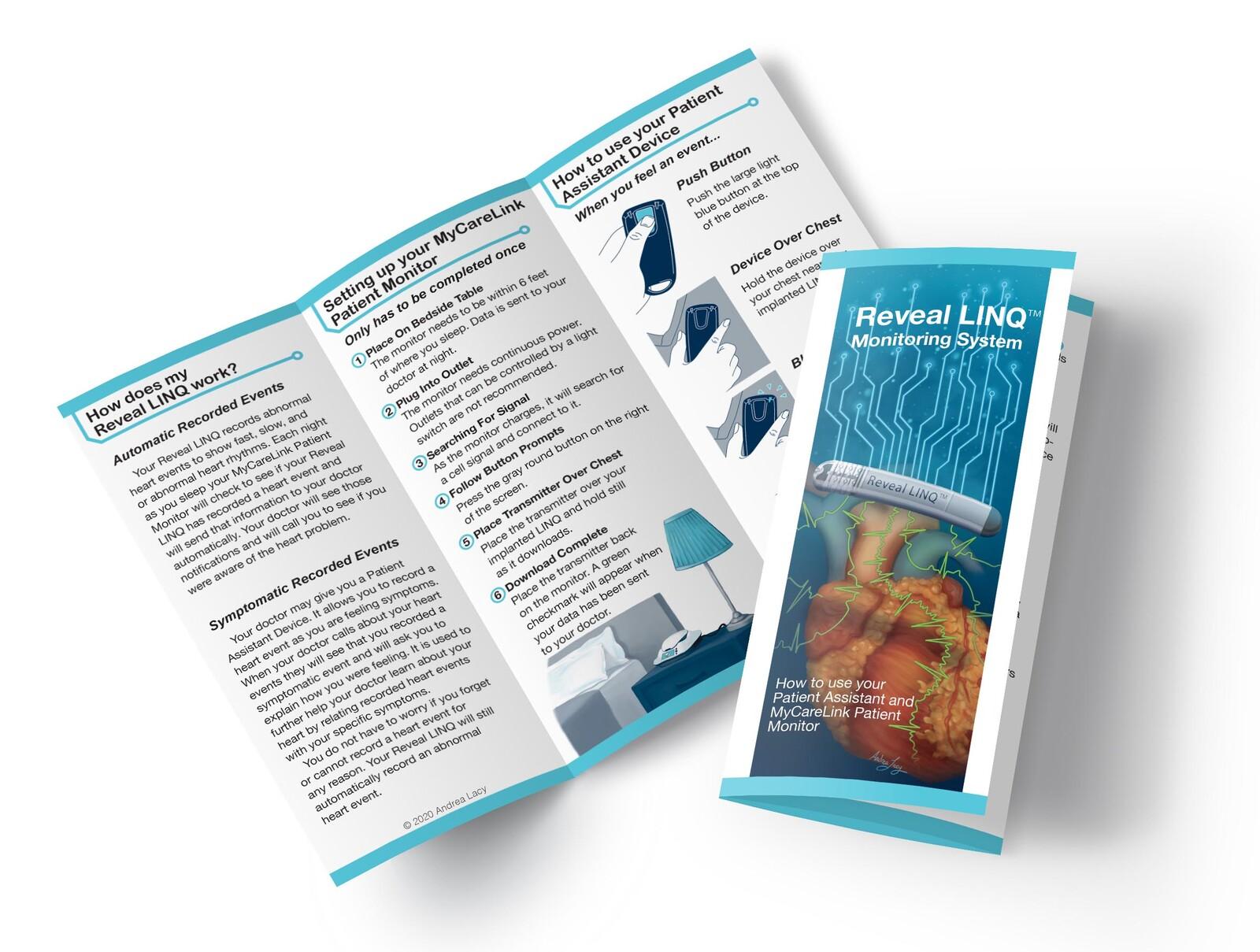 Reveal LINQ-Patient Brochure