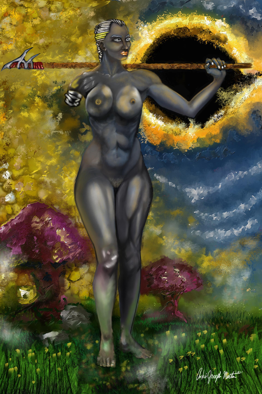 Realm of Black Sun: The Broken Goddess