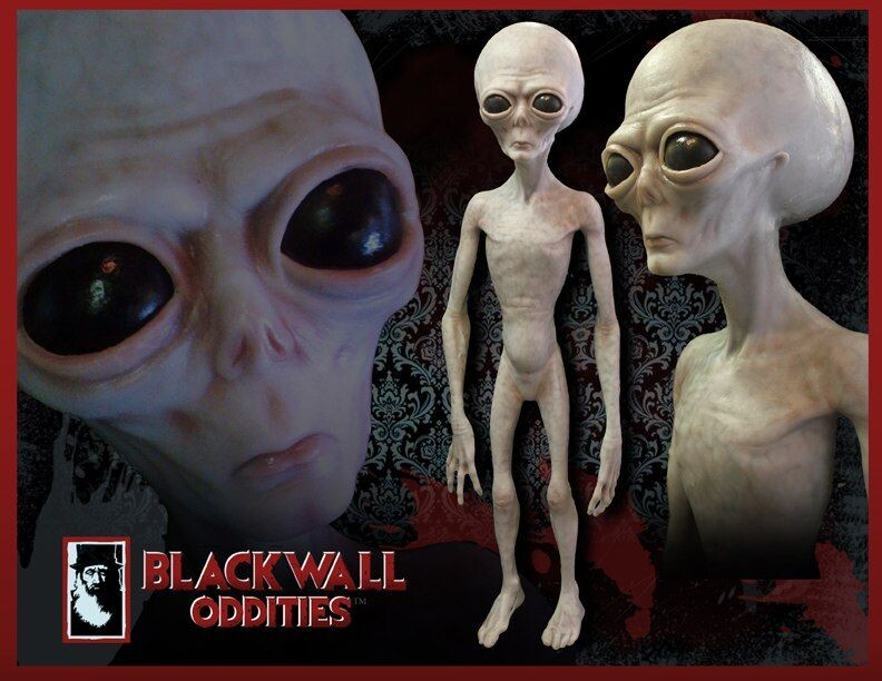 Silicone Alien Puppet