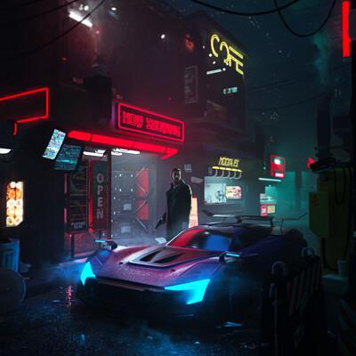 Mizuri neo cyber city compress