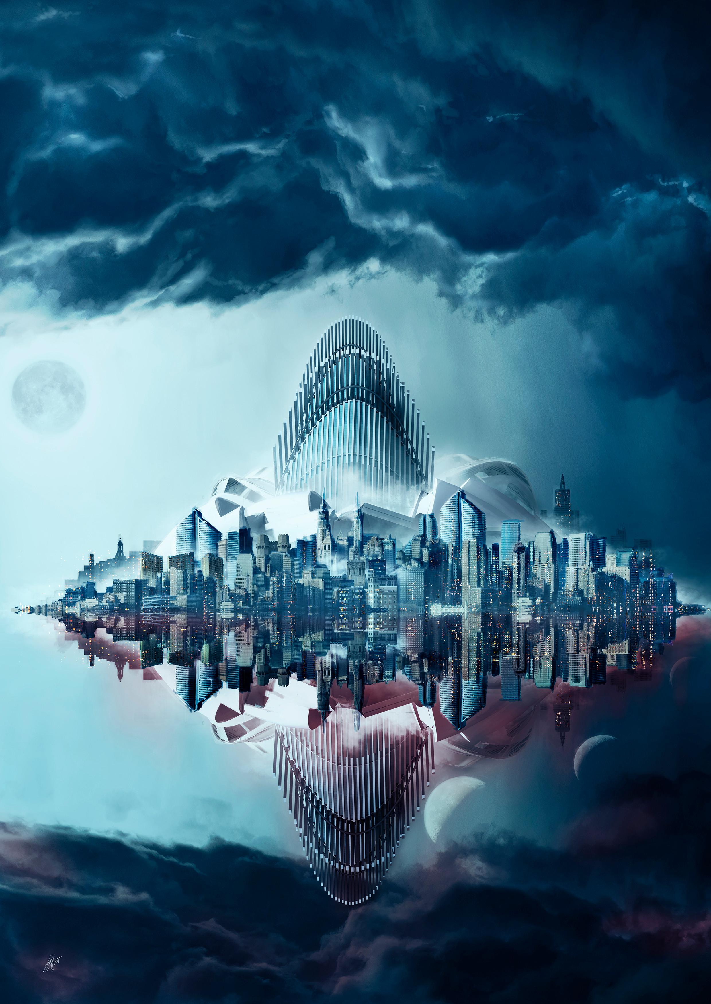 Khidsra Oculto, Final cover image