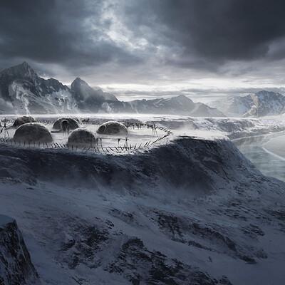 Greg semkow village v2 winter