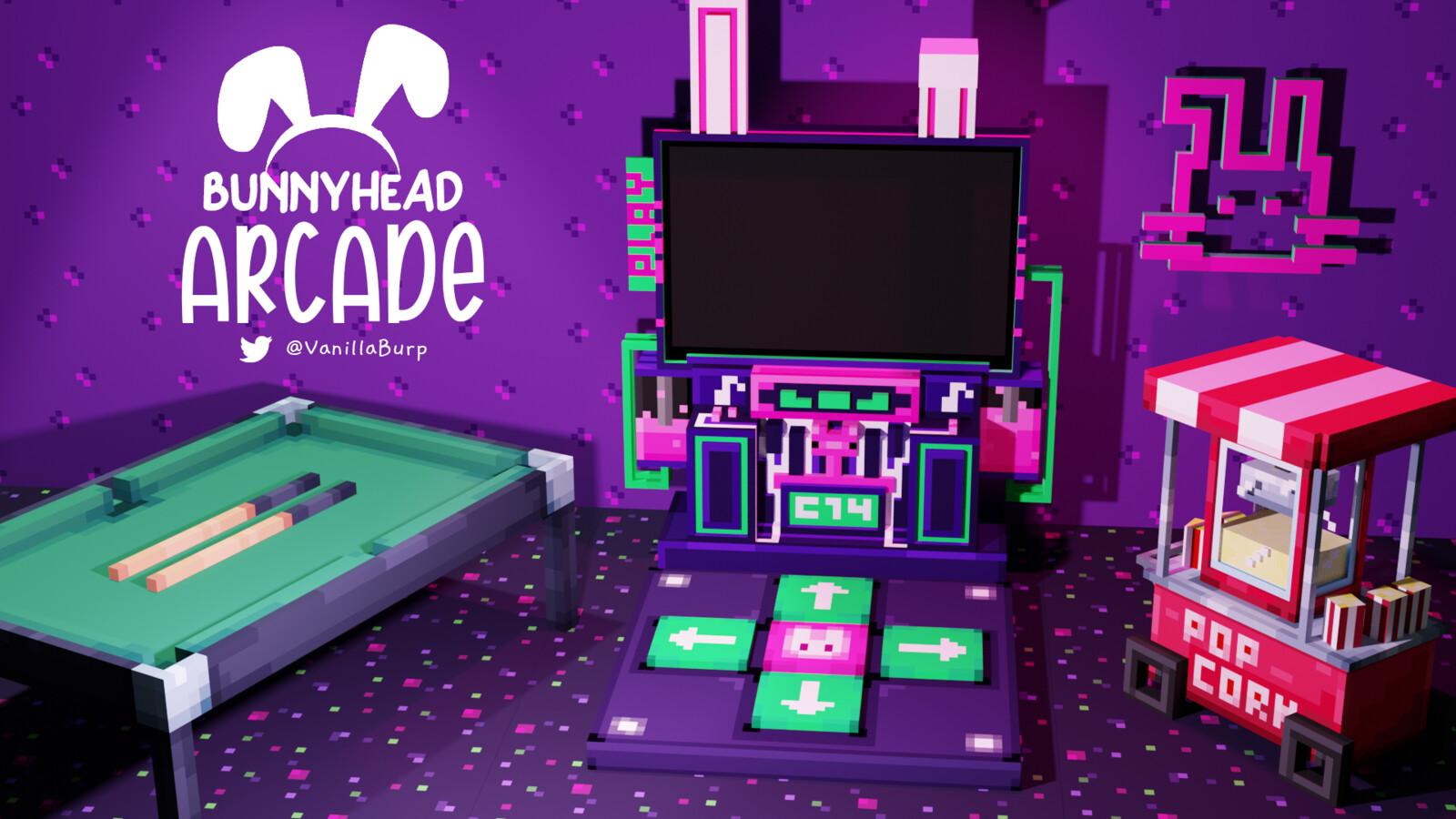 Bunnyhead Arcade