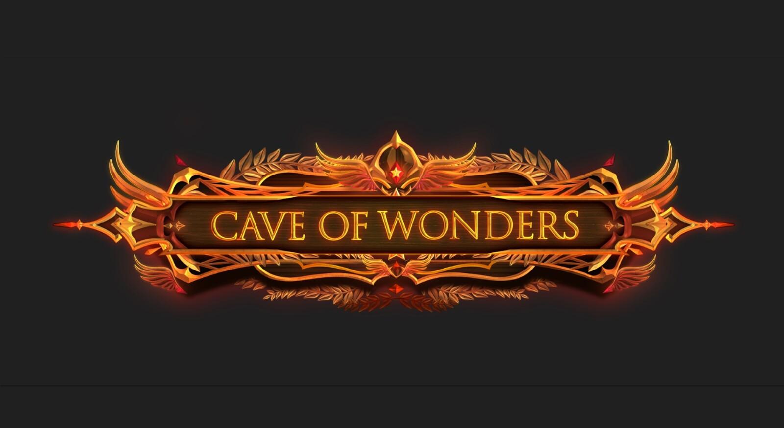 Cave Of Wonderlands.