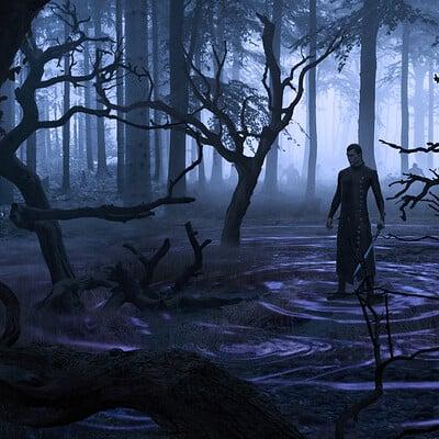 Greg semkow dark forest