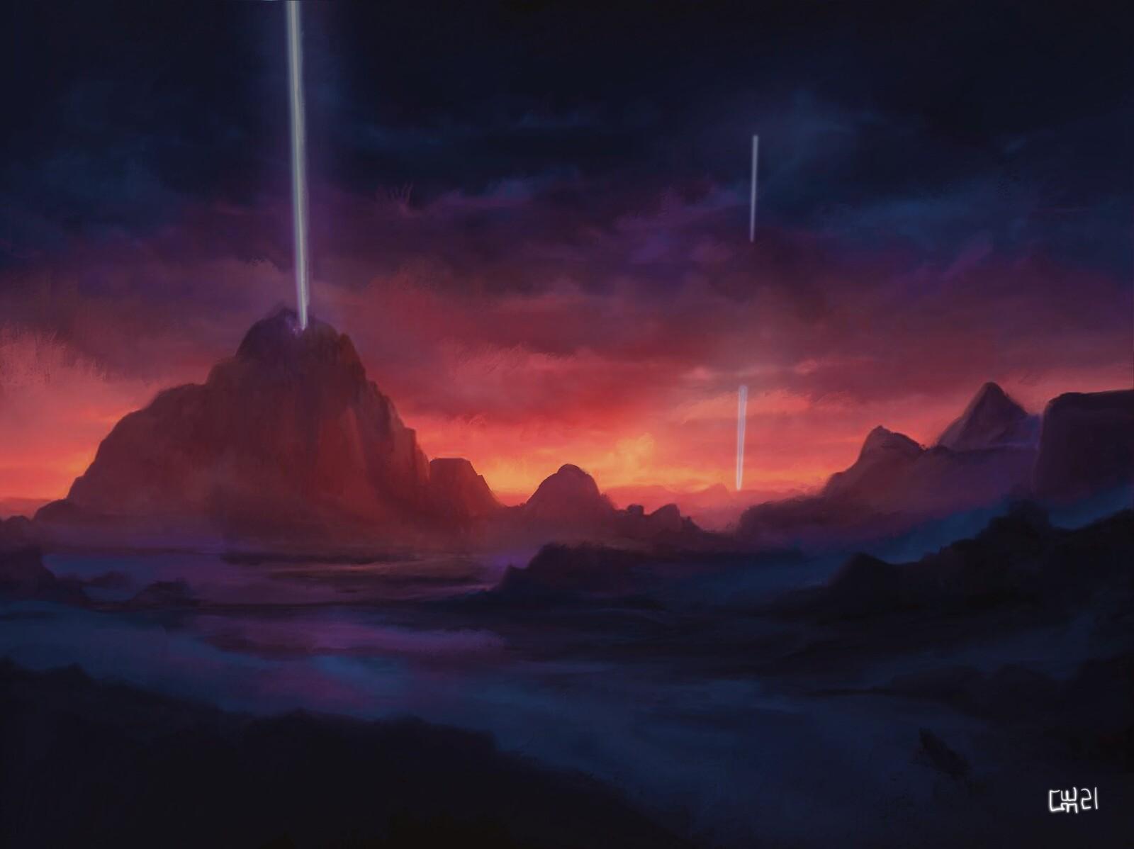 The Beacons