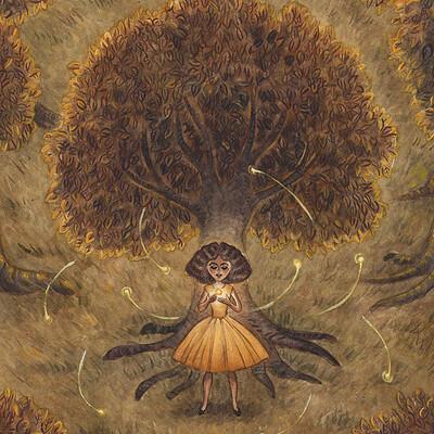 Cecilia latella enchanted forest 01