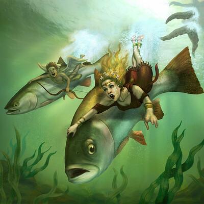 Markus stadlober aphrodite cupido fishes webpresence 01