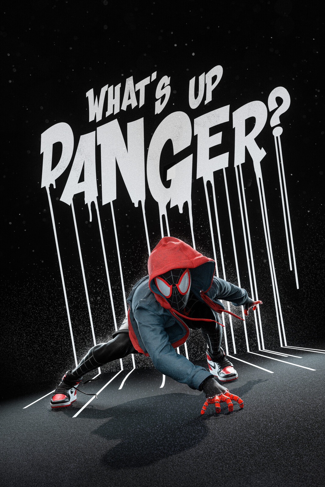 Spider Verse - What's Up Danger?