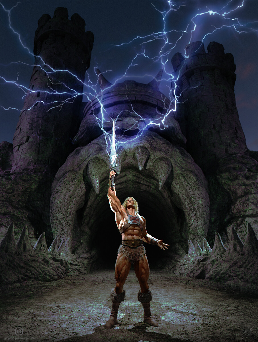 He-Man: By the Power of Grayskull