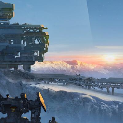 Mark zhang swfcover snowmountain 20210107