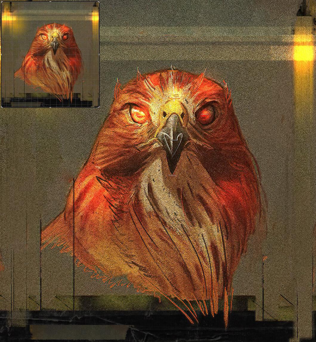 AARON BLAISE (*EAGLE-Study)