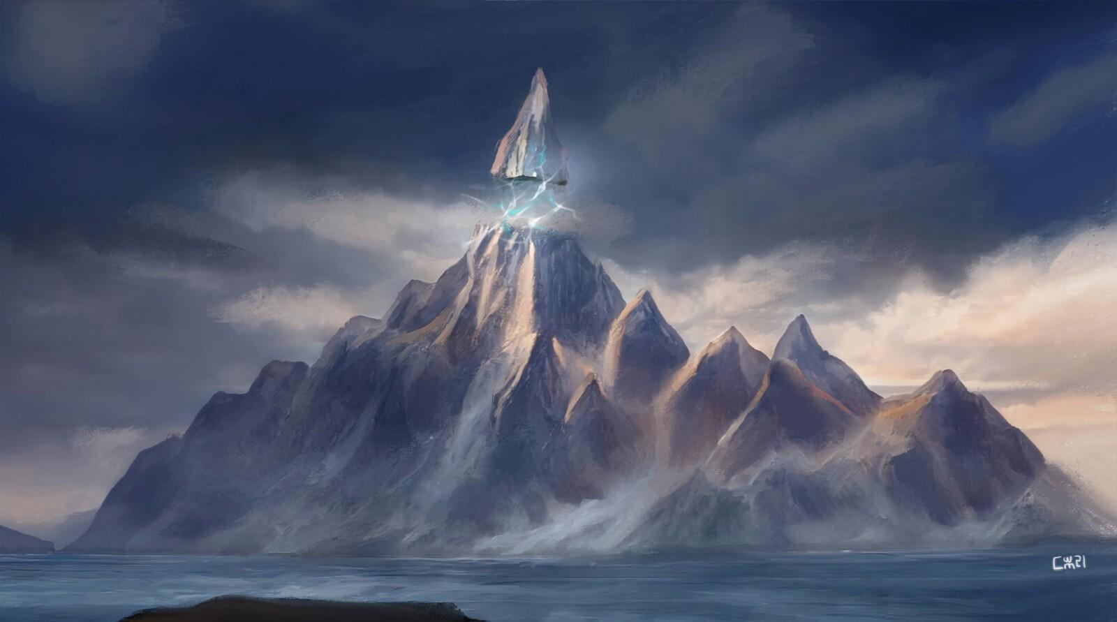 The Electric Peak