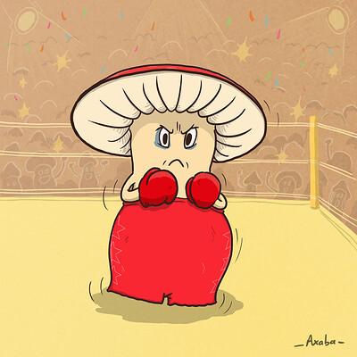 Natacha lefevre cdc mushroom fighter