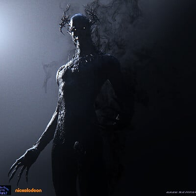 Greg semkow shadowman mood smoke rough