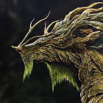 Jia hao 2020 forestdragonhorse comp 01