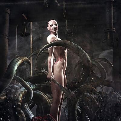 Luca oleastri tentacles