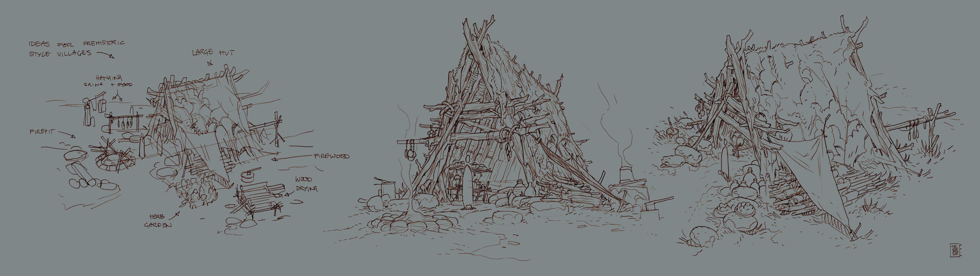 Hut Callout