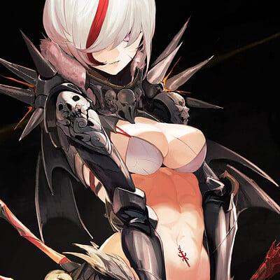 Bamuth lai demon hunter b lin c 250