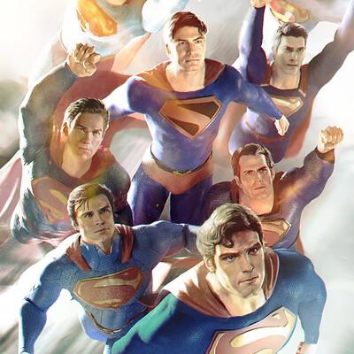 George evangelista supermen complete x