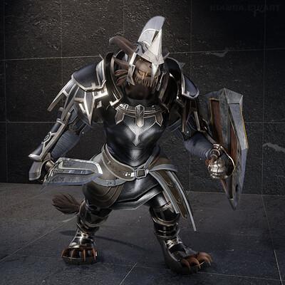 Ripa Soulkeeper & Vigil's Honor Armor