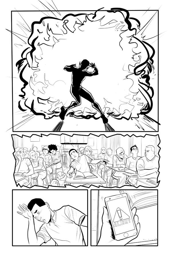 Kid Flash p 4