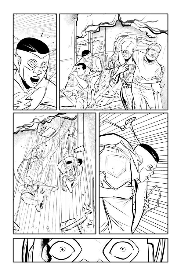 Kid Flash p 12