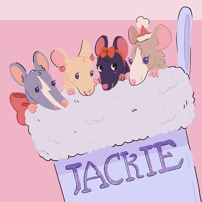 Jackie's Ratties