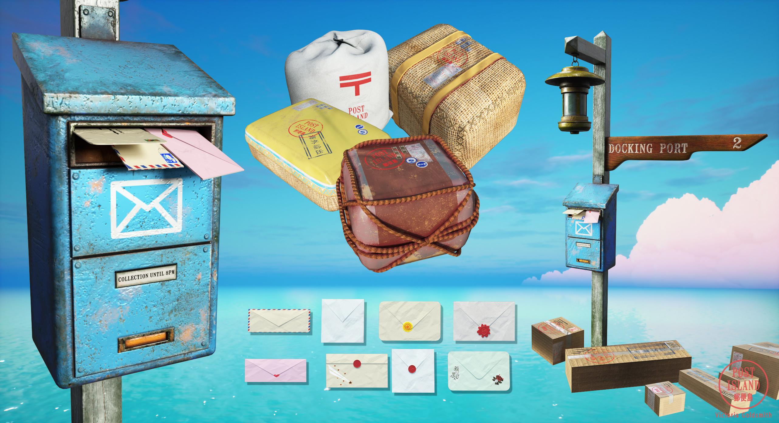 Postal Goods