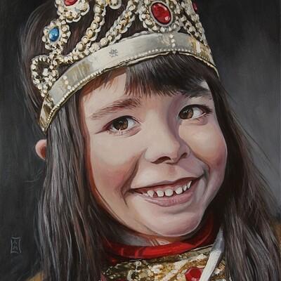 Andre mata child portrait