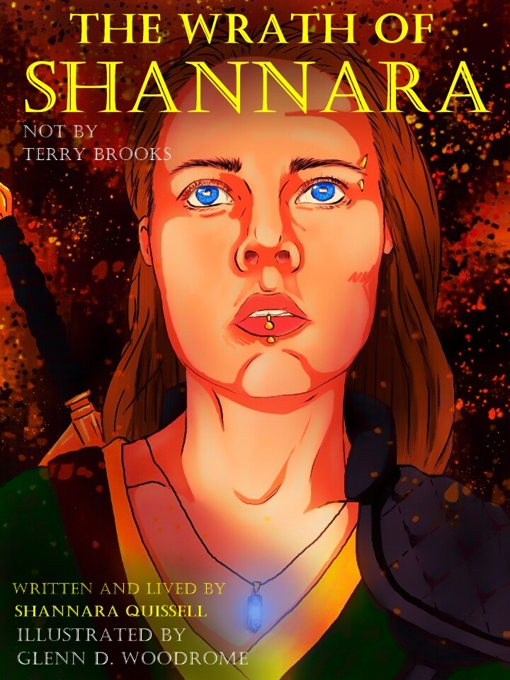 Fan art, Book cover