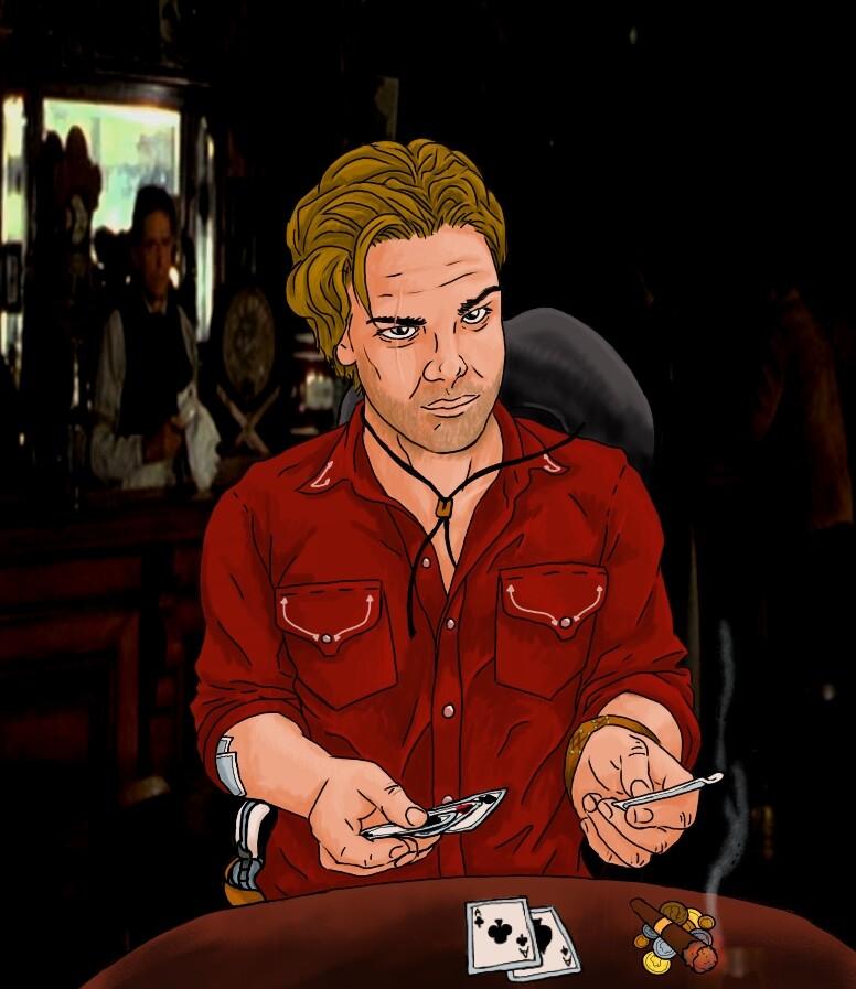Andrew, poker