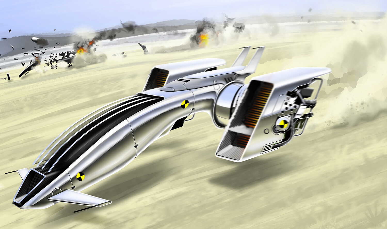 Chromatic speeder concept