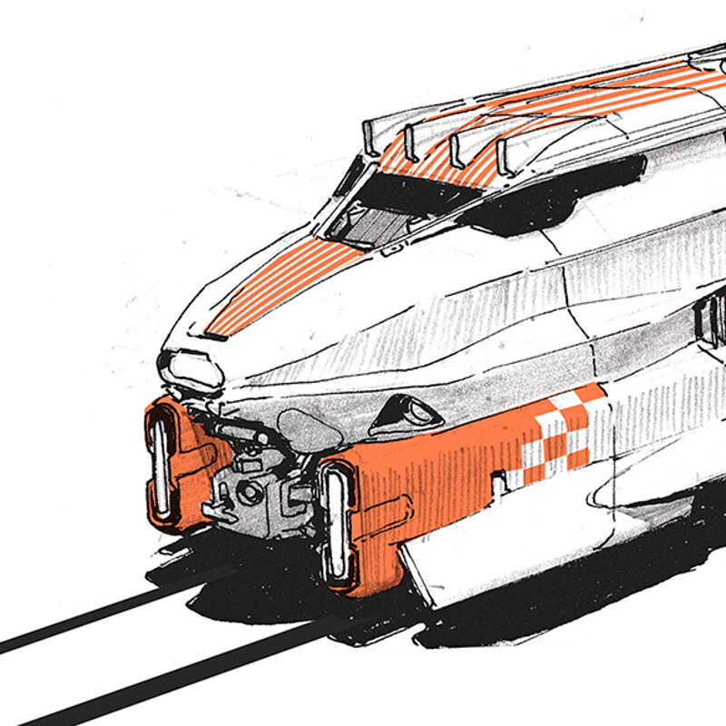Heavy Machinery Drawings